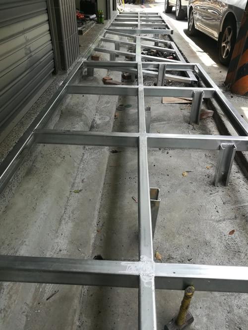 鐵捲門/鐵件設計