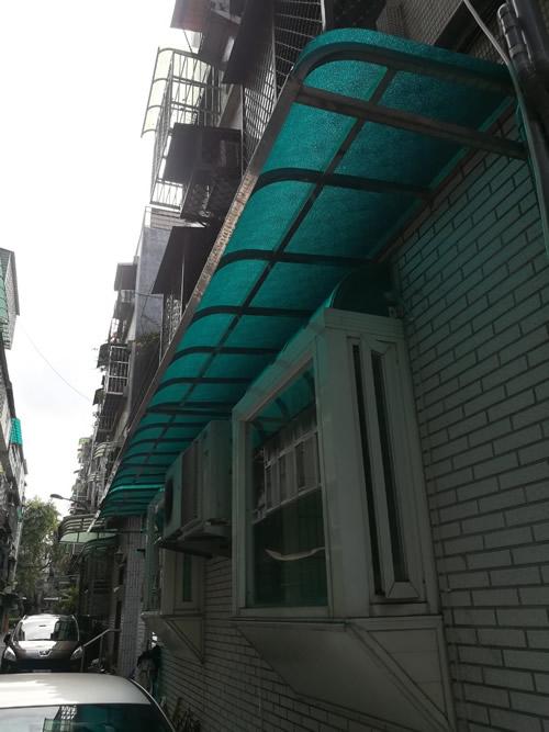 新北市 採光罩工程